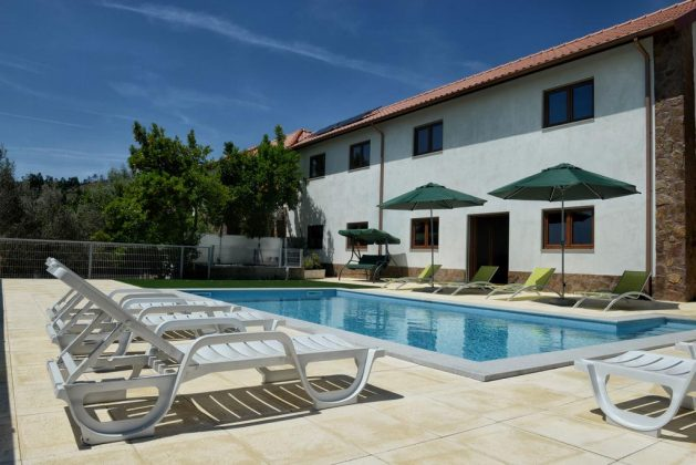 House With 6 Private Pool Rooms In Minho Portugal Touristic Premium Destinations